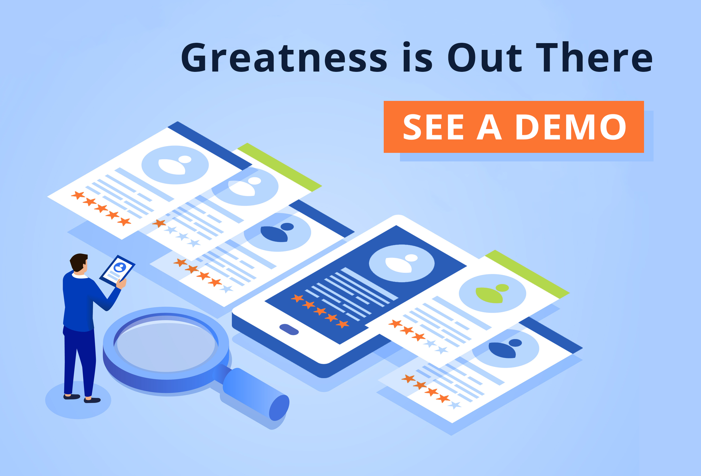 greatness is out there blog ad